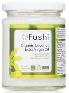 Fushi - Virgin Organic Coconut Oil
