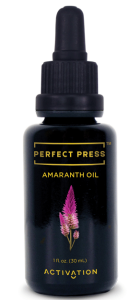 Activation Amaranth Seed Oil