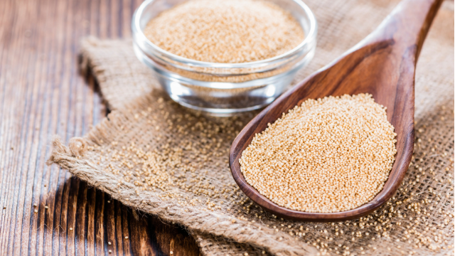 Amaranth oil benefits for hair