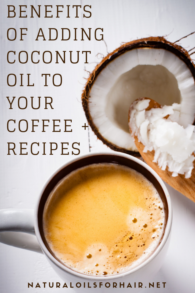 Benefits of adding coconut oil to your coffee plus recipes
