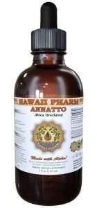 Hawaii Pharm Annatto Liquid Extract