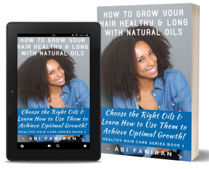 How to grow your hair healthy and long with natural oils