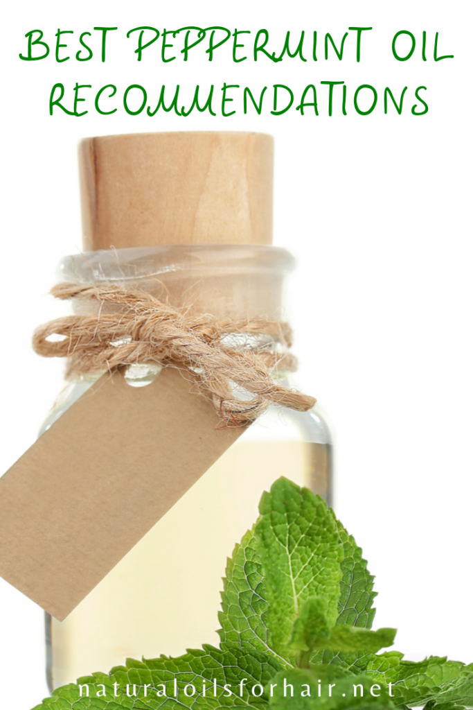 Best peppermint oil recommendations
