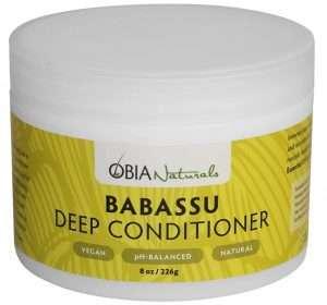 OBIA Naturals Babassu Oil Deep Conditioner