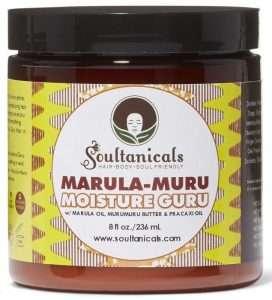 Soultanicals Marula – Muru Moisture Guru