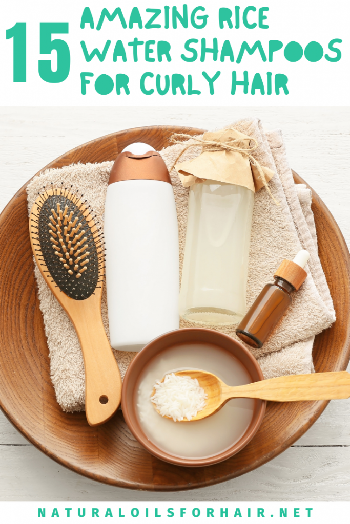 15 amazing rice water shampoos for curly hair