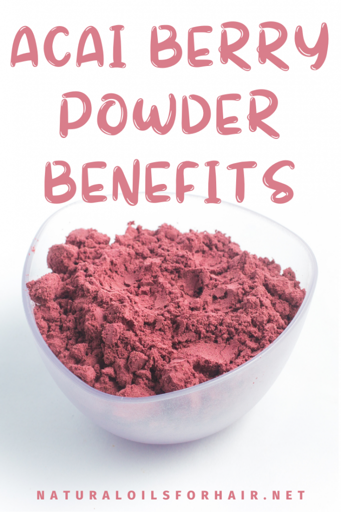 Acai Berry Powder Benefits