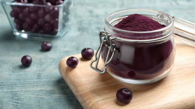 Acai Berry Powder Benefits and Uses