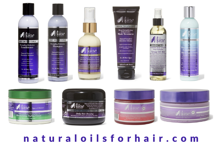 The Mane Choice Hair Products Sale, 25% Off
