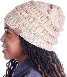 Beautifully Warm Women's Winter Hat