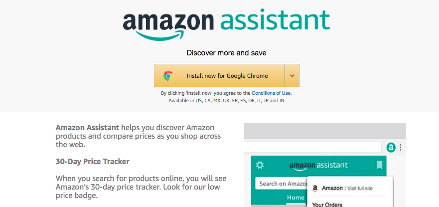 How to install and uninstall Amazon Assistant