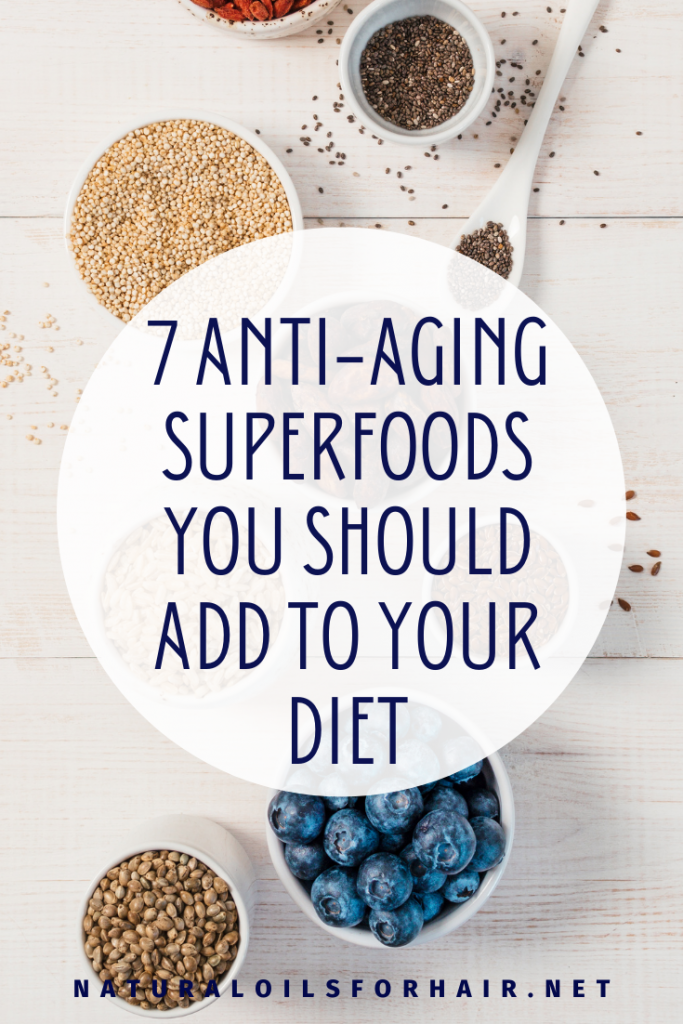 7 Anti-aging Superfoods You Should Add to Your Diet