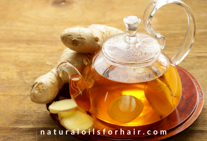 Ginger Tea for Arthritis Pain