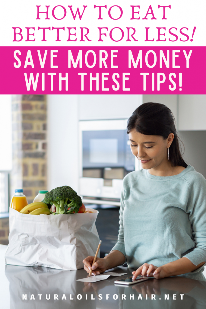 How to eat better for less and save more money with these tips