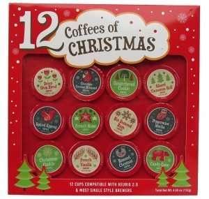 12 Coffees of Christmas