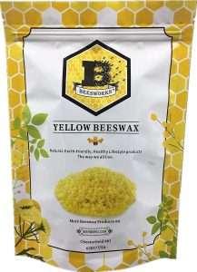 Beesworks Beeswax Pellets