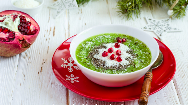 Choose Healthy Eating this Holiday