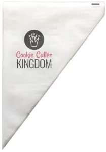Cookie Cutter Kingdom Store Piping Bag