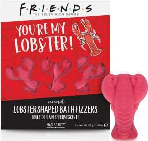 Friends 'You're My Lobster' Bath Fizzers
