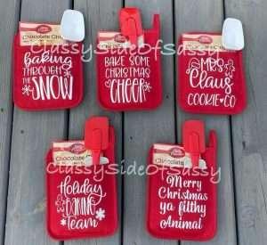 Holiday Pot Holder Gift Sets