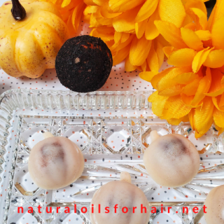 How to Make Pumpkin Spice Lotion Bars