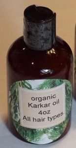 Main Natural Market 100% Organic Karkar Oil