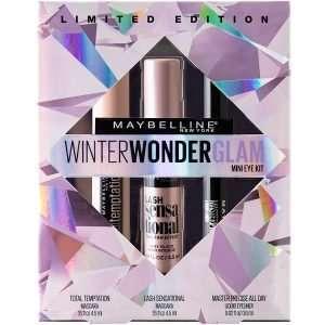 Maybelline Winter Wonderglam Mini Eye Kit
