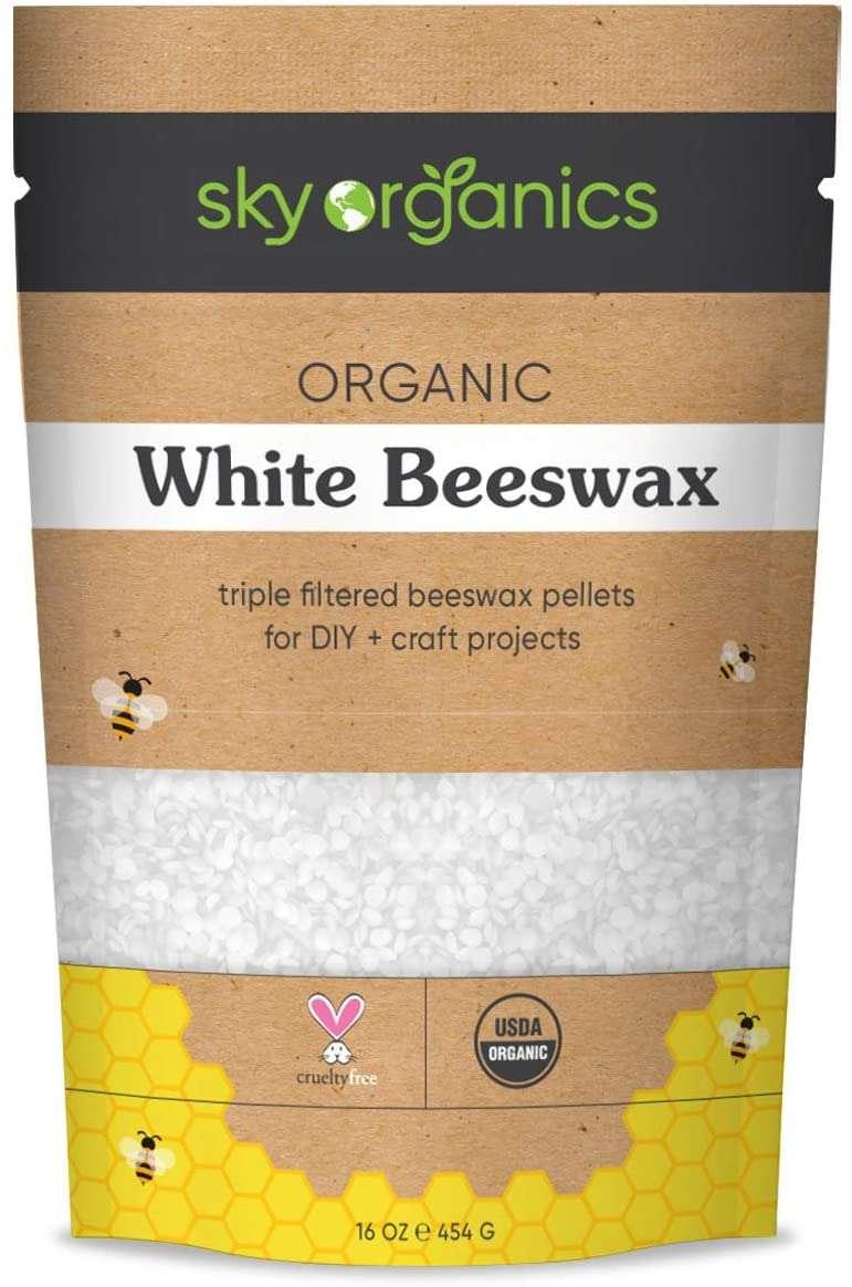 Organic Beeswax Pellets