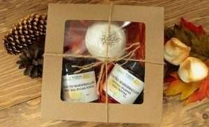 Toasted Marshmallows Organic Spa Gift Set