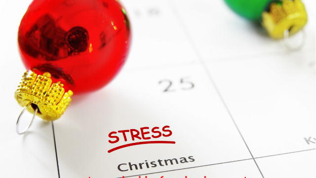 Useful Tips to Reduce Holiday Stress