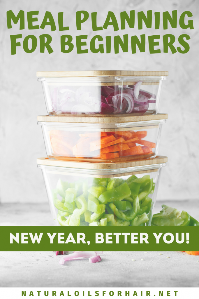Meal Planning for Beginners - New Year, Better You
