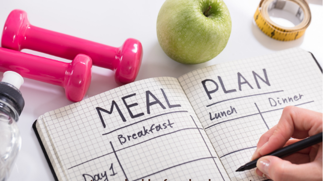 Meal Planning for Beginners - New Year, New You