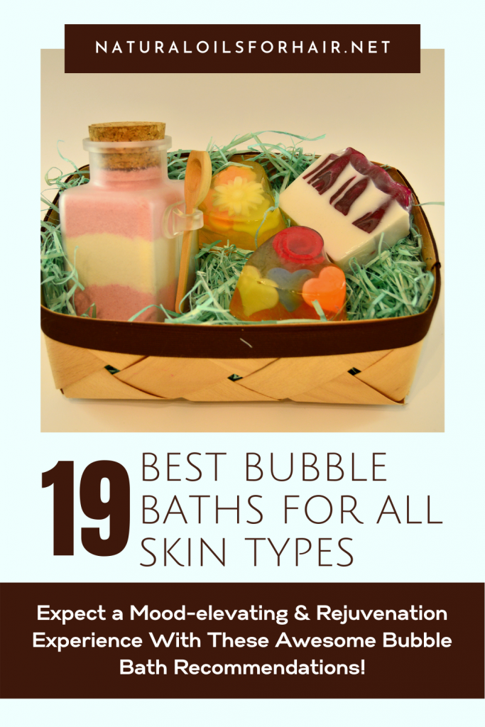 19 Fabulous Bubble Bath Recommendations for All Skin Types