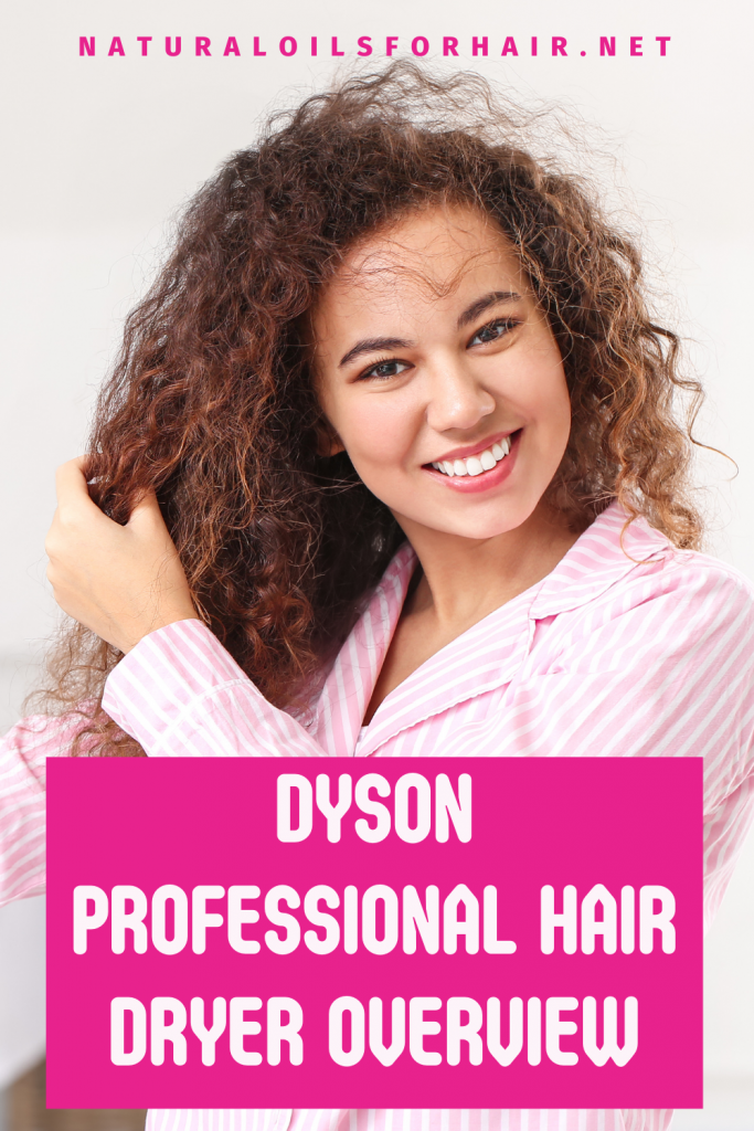 Dyson Professional Hair Dryer Overview