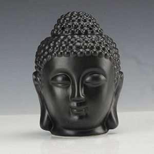 Peaceful Buddha Head Essential Oil Burner