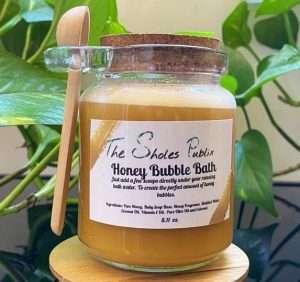 The Sholes Publix Honey Bubble Bath