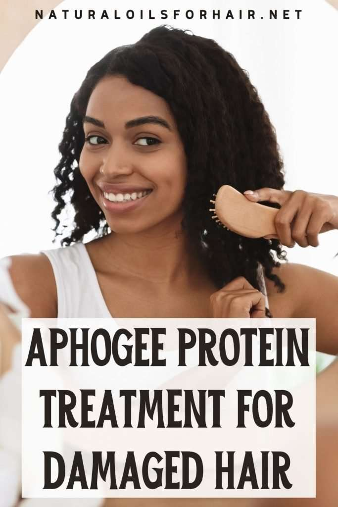 Aphogee Protein Treatment for Damaged Hair