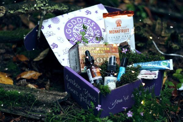 Goddess Provisions Self-Care Box