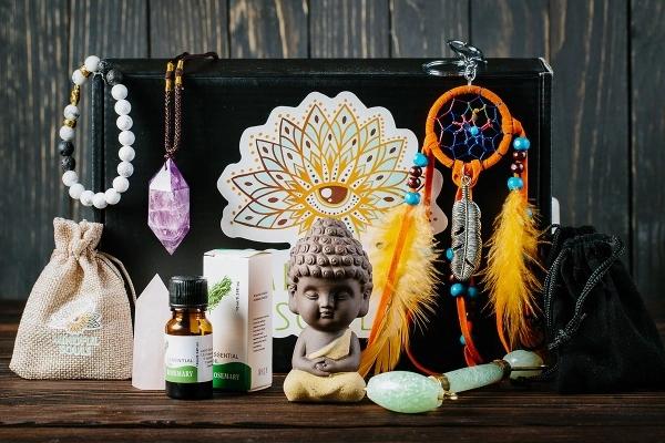 Mindful Box by Mindful Souls Self-Care Box