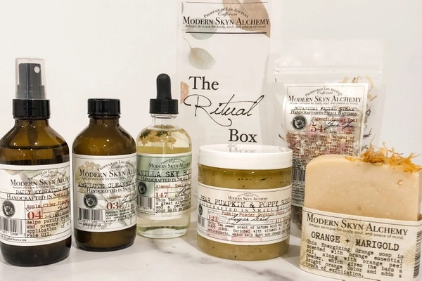 Modern Skyn Apothecary Self-Care Box