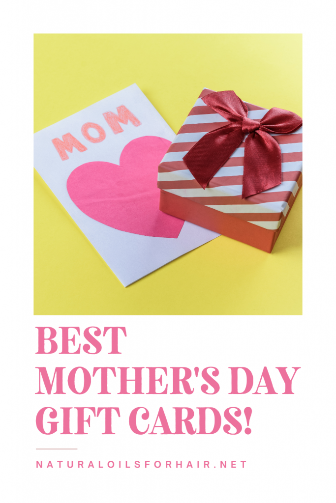 29 Best Mother's Day Gift Cards