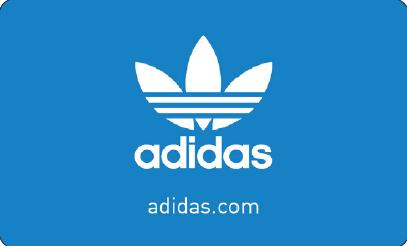 Adidas Gift Card