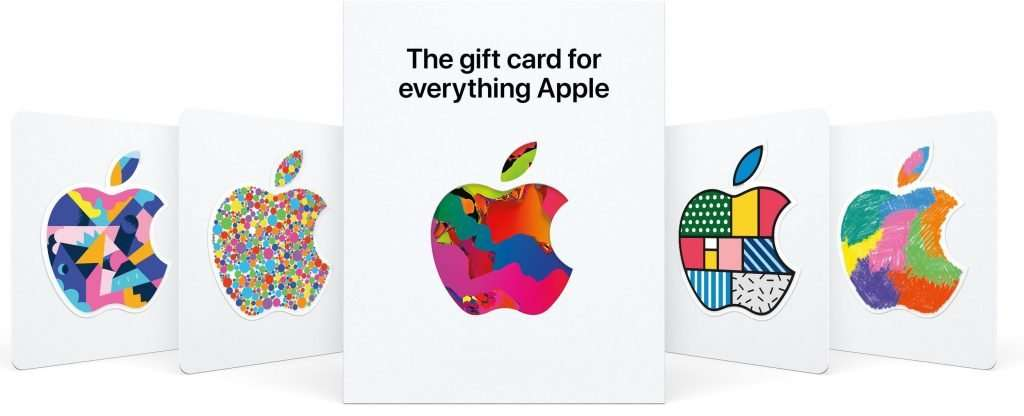 Apple Gift Card, Mother's Day