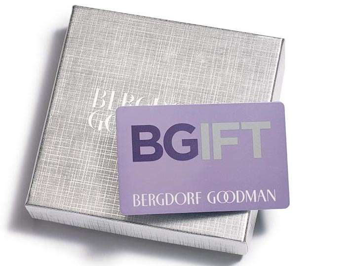 Bergdorf Goodman Gift Card, Mother's Day