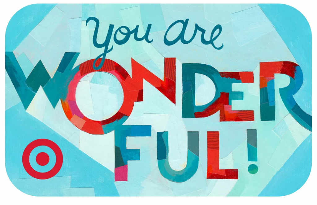 You are Wonderful Mother's Day Gift Card